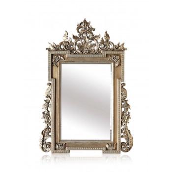 Зеркало настенное в винтажной раме Бристоль