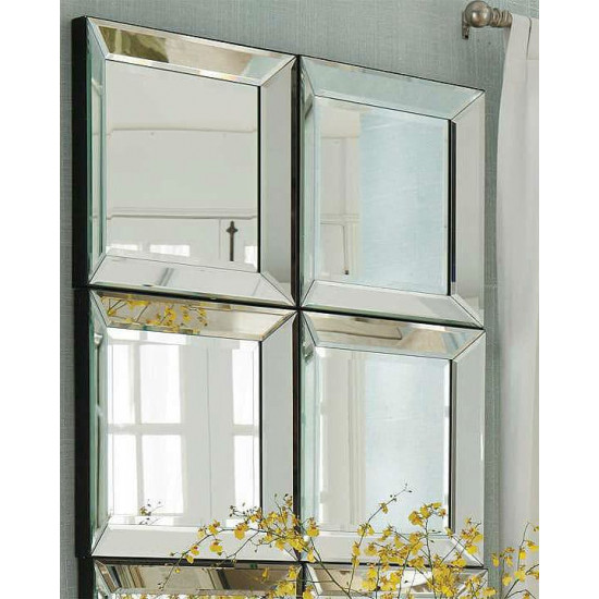 Четыре зеркала в зеркальной раме Джуно в интернет-магазине ROSESTAR фото