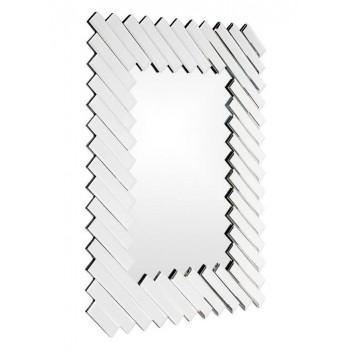 """Дизайнерское уникальное зеркало настенное для интерьера в раме """"Эллиот"""""""