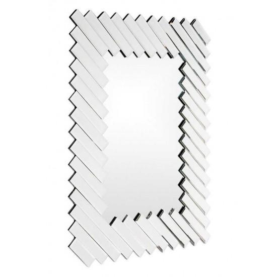 """Дизайнерское уникальное зеркало настенное для интерьера в раме """"Эллиот"""" в интернет-магазине ROSESTAR фото"""
