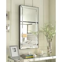 Венецианское зеркало в зеркальной раме Флоренс