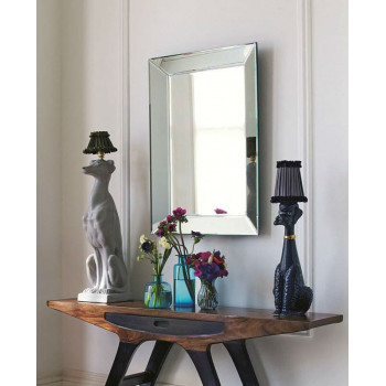 """Зеркало в зеркальной раме настенное """"Гэтсби"""""""