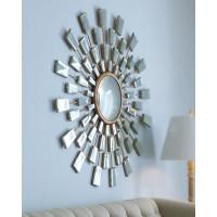 Зеркало круглое в виде солнца Холи