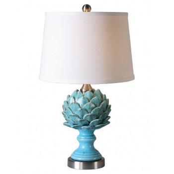 Настольная лампа Мерида Зелёная