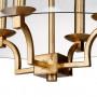 Подвесной потолочный светильник-колокол Вайолет  в интернет-магазине ROSESTAR фото 1