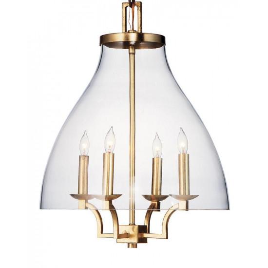 Подвесной потолочный светильник-колокол Вайолет  в интернет-магазине ROSESTAR фото