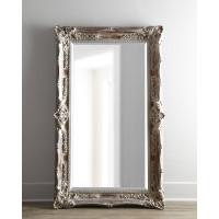 Большое напольное и настенное зеркало в полный рост Ла Манш Античный французский