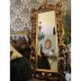 Зеркало напольное в полный рост Меривейл Золото в интернет-магазине ROSESTAR фото 1