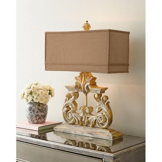 Настольная лампа Маурицио в интернет-магазине ROSESTAR фото