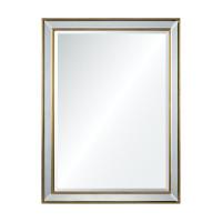 Зеркало настенное в золотой раме Блез gold