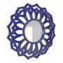 Зеркало в синей раме Коул Navy в интернет-магазине ROSESTAR фото 1