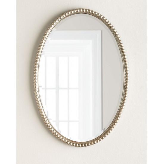 Зеркало настенное овальное в раме Глостер