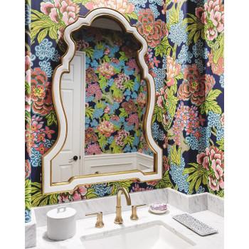 Зеркало в фигурной раме Льеж