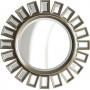 Зеркало круглое настенное Эштон Серебро в интернет-магазине ROSESTAR фото 1