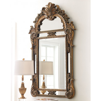 Зеркало в винтажной раме Кэмден