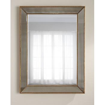 Зеркало настенное в раме Франческо Золото