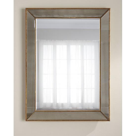 Зеркало настенное в раме Франческо Золото в интернет-магазине ROSESTAR фото