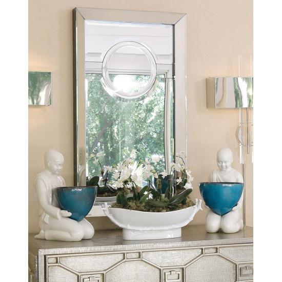 Зеркало настенное в зеркальной раме Хелен в интернет-магазине ROSESTAR фото