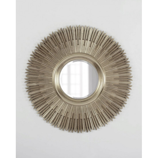 Зеркало в раме лучи солнца Вальтер Серебро