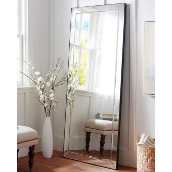Напольное большое зеркало в зеркальной раме Рашмор