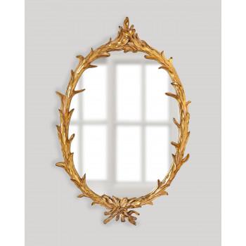 Зеркало в золотой раме Буа