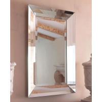 Зеркало в зеркальной раме с широким фацетом Ребекка