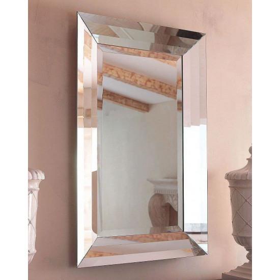 """Зеркало в зеркальной раме с широким фацетом """"Ребекка"""" в интернет-магазине ROSESTAR фото"""