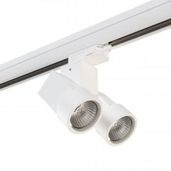 Трековый  светодиодный светильник на штанге Illumo Illumo X2 Lightstar A3T051036