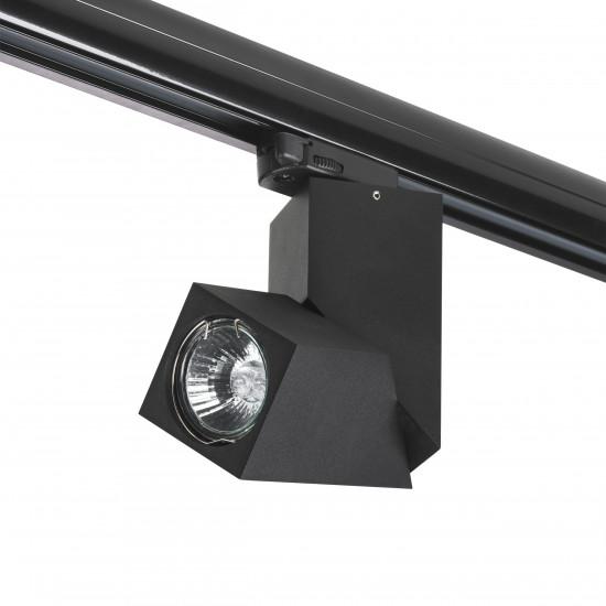 Трековый  светодиодный светильник на штанге Illumo Illumo Lightstar A3T051057 в интернет-магазине ROSESTAR фото