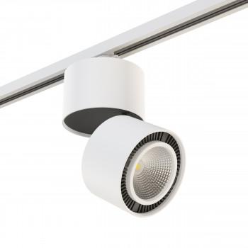 Трековый  светодиодный светильник на штанге Forte Forte Muro Lightstar A1T214830