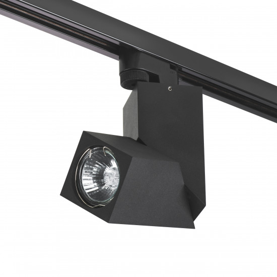 Трековый светодиодный светильник на штанге Illumo Illumo Lightstar A1T051057 в интернет-магазине ROSESTAR фото