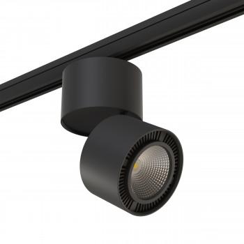 Трековый  светодиодный светильник на штанге Forte Forte Muro Lightstar A3T213837