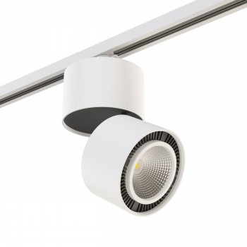 Трековый  светодиодный светильник на штанге Forte Forte Muro Lightstar A1T214850