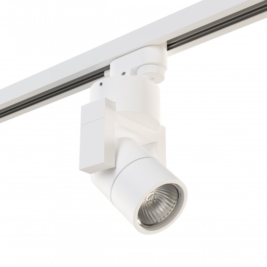 Трековый светодиодный светильник на штанге Illumo Illumo L1 Lightstar A1T051046 в интернет-магазине ROSESTAR фото
