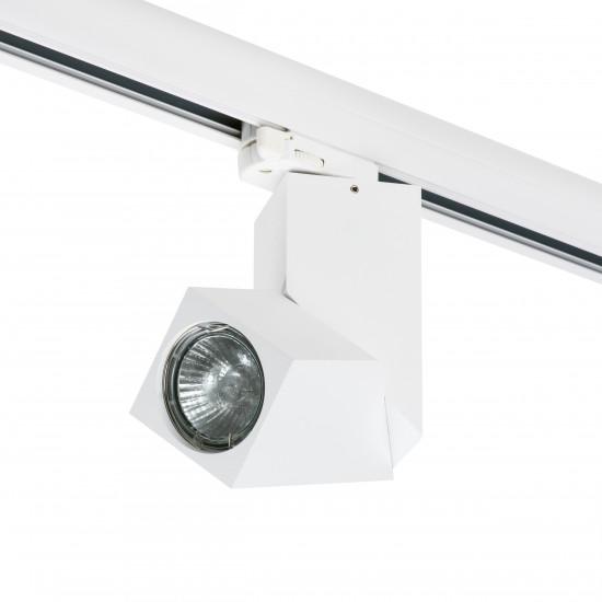 Трековый  светодиодный светильник на штанге Illumo Illumo Lightstar A3T051056 в интернет-магазине ROSESTAR фото
