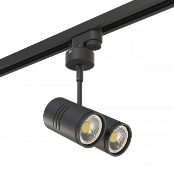 Трековый  светодиодный светильник на штанге Rullo Rullo Lightstar A1T214447
