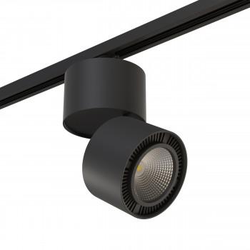 Трековый  светодиодный светильник на штанге Forte Forte Muro Lightstar A1T214817