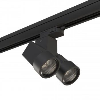 Трековый  светодиодный светильник на штанге Illumo Illumo X2 Lightstar A3T051037