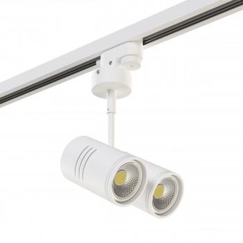 Трековый  светодиодный светильник на штанге Rullo Rullo Lightstar A1T214446