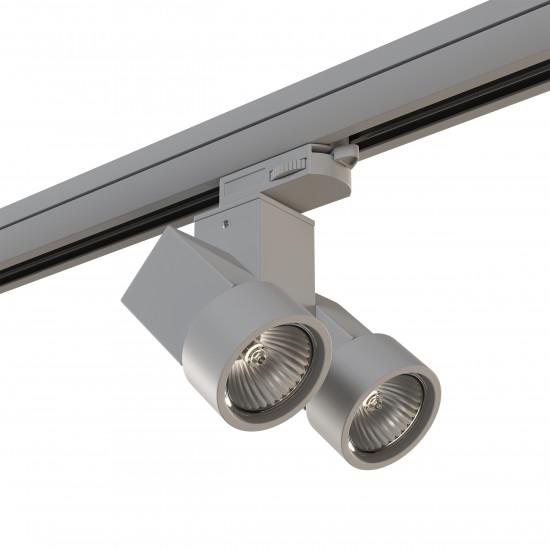 Трековый  светодиодный светильник на штанге Illumo Illumo X2 Lightstar A3T051030 в интернет-магазине ROSESTAR фото
