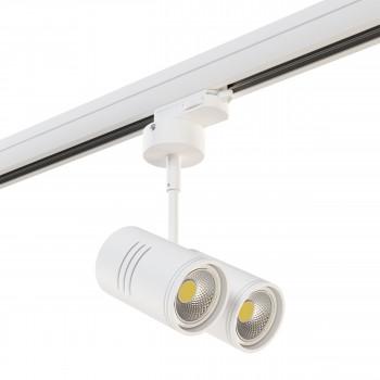 Трековый светодиодный светильник на штанге Rullo Rullo Lightstar A3T214446