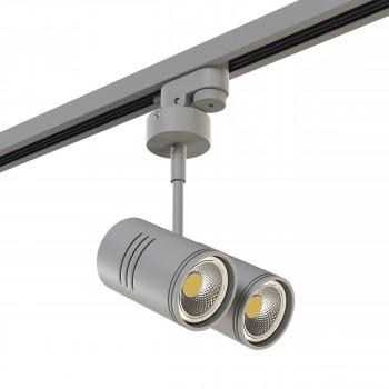 Трековый  светодиодный светильник на штанге Rullo Rullo Lightstar A1T214449