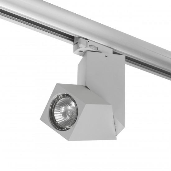 Трековый  светодиодный светильник на штанге Illumo Illumo Lightstar A3T051059 в интернет-магазине ROSESTAR фото