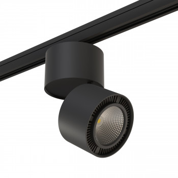 Трековый светодиодный светильник на штанге Forte Forte Muro Lightstar A3T214837