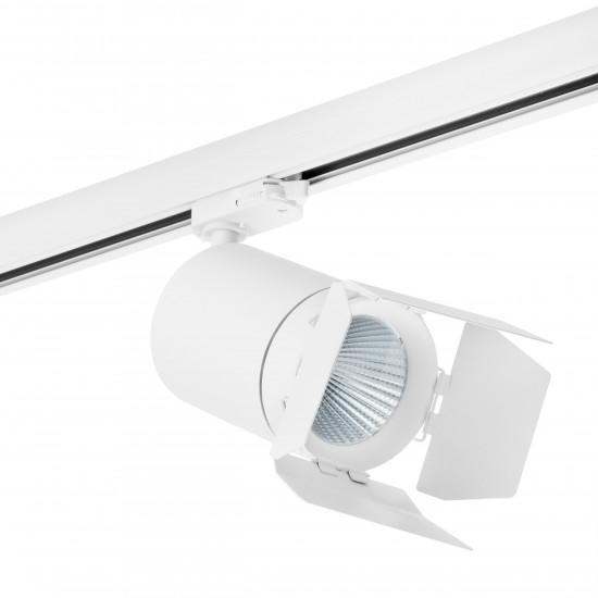 Трековый светодиодный светильник на штанге Canno Canno Lightstar C356496 в интернет-магазине ROSESTAR фото
