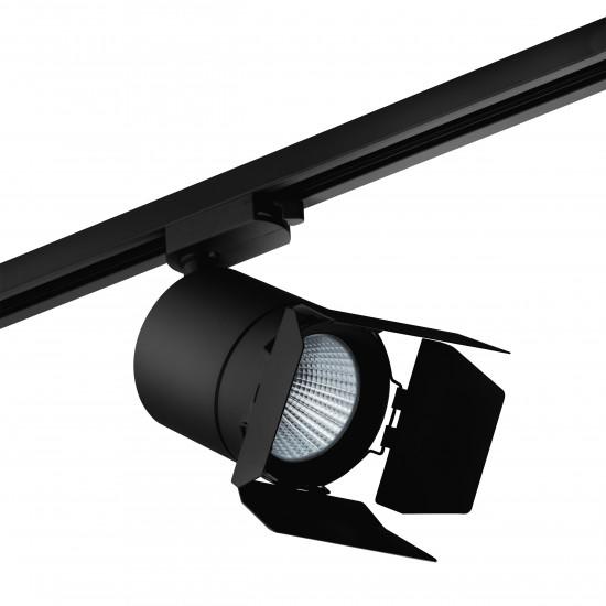 Трековый светодиодный светильник на штанге Canno Canno Lightstar C127297 в интернет-магазине ROSESTAR фото