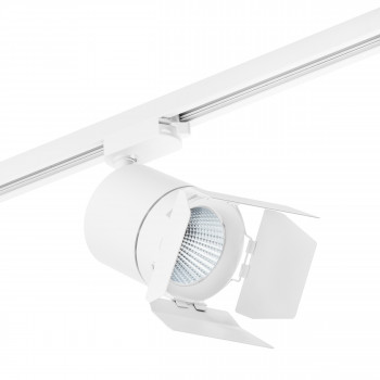 Трековый светодиодный светильник на штанге Canno Canno Lightstar C126496