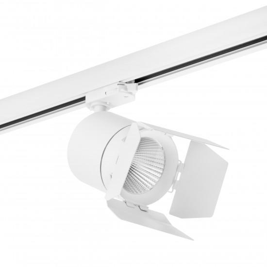 Трековый светодиодный светильник на штанге Canno Canno Lightstar C156296 в интернет-магазине ROSESTAR фото