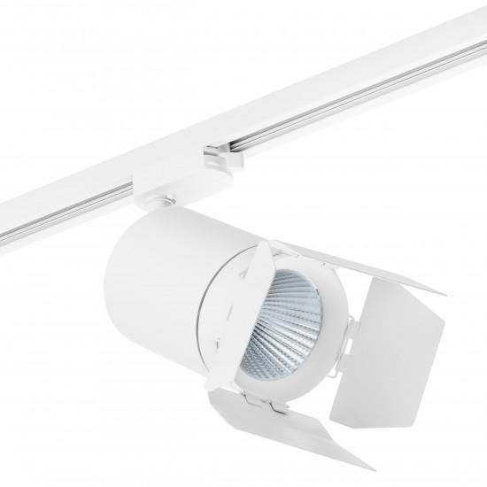 Трековый светодиодный светильник на штанге Canno Canno Lightstar C326496 в интернет-магазине ROSESTAR фото