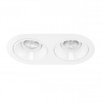 Встраиваемый точечный светильник DOMINO Domino Lightstar D6560606